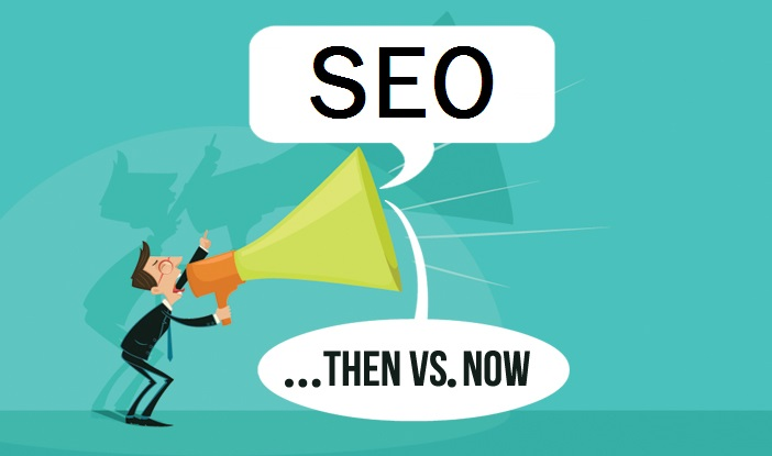 How SEO is Changing Over Time (SEO in Old Days vs Now)