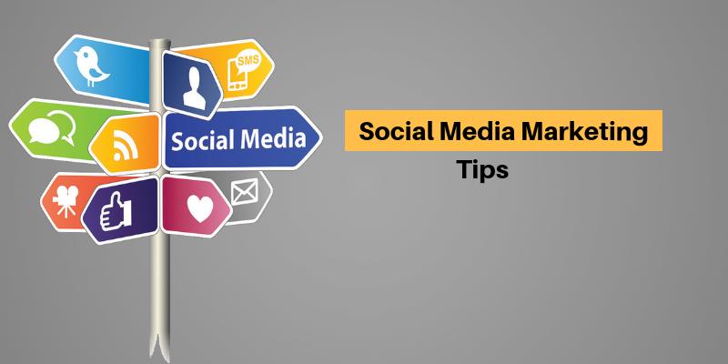 Tips on Using Social Media in Marketing