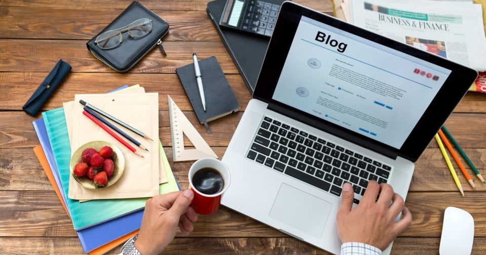 Creating a Blogging Strategy