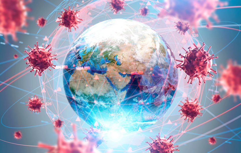 Out break of COVID-19 pandemic spread -its consequences world wide